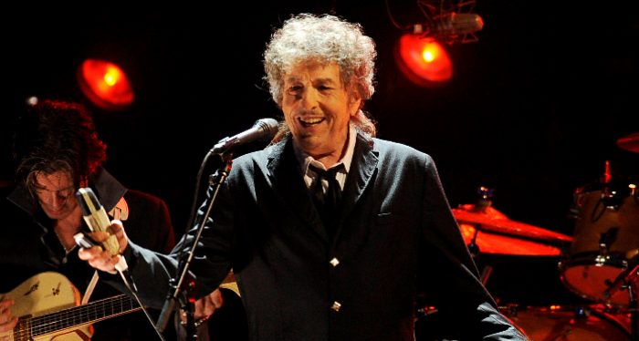 Bob Dylan																				AP Photo/Chris Pizzello, File
